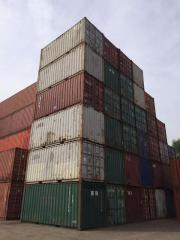 Containerhandel / Seecontainer