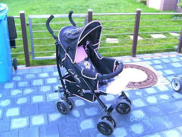 cool baby buggy in linsengericht buggys sportwagen. Black Bedroom Furniture Sets. Home Design Ideas