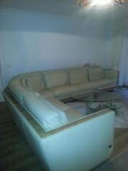 ledercouch beige gebraucht kaufen nur 3 st bis 70 g nstiger. Black Bedroom Furniture Sets. Home Design Ideas