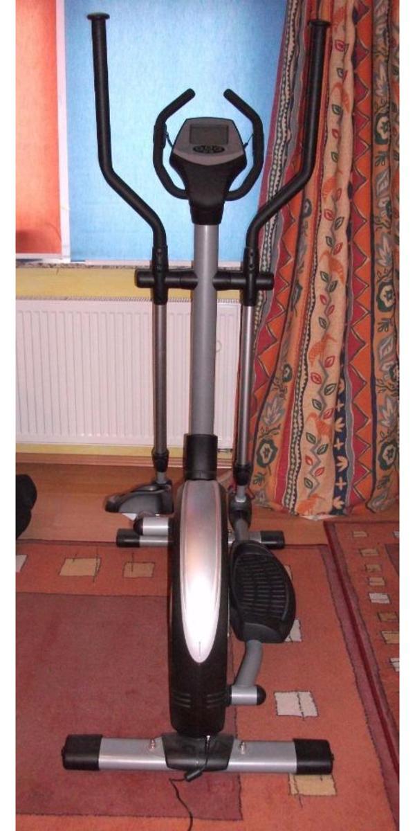 crosstrainer elliptical neu und gebraucht kaufen bei. Black Bedroom Furniture Sets. Home Design Ideas