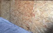 Dachlatten, Holzbalken und
