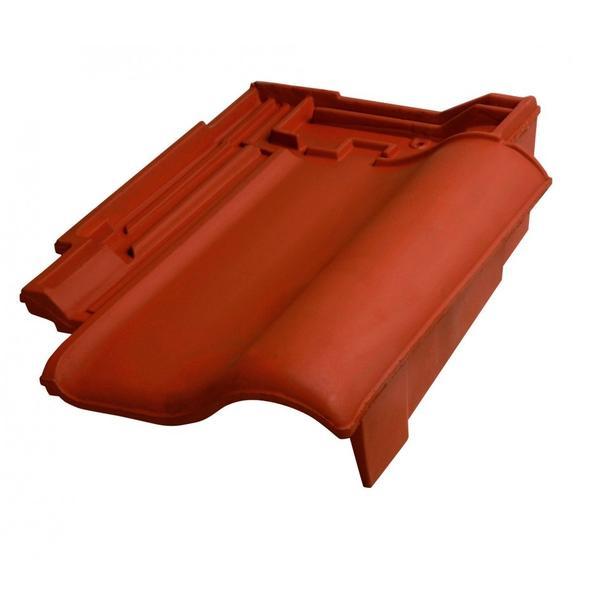 dachziegel erlus e58 s rot etwas mehr als 600 st ck in. Black Bedroom Furniture Sets. Home Design Ideas