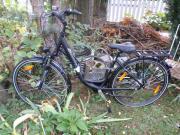 Damen-Fahrrad umständehalber