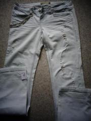 Damenbekleidung Hose Jeans