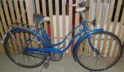 Damenrad Oldtimer von