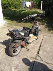 Derbi Predator Motorroller