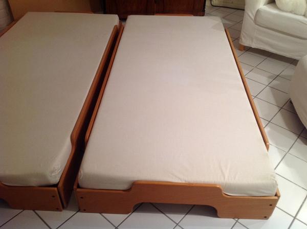 bett 2 neu und gebraucht kaufen bei. Black Bedroom Furniture Sets. Home Design Ideas