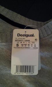 Desigual Pullover Größe