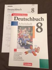 Deutschbuch - Arbeitsheft 8.