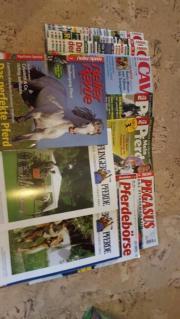Diverse Pferde-Zeitschriften