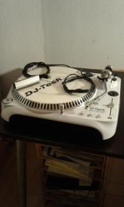 DJ Tech Vinyl