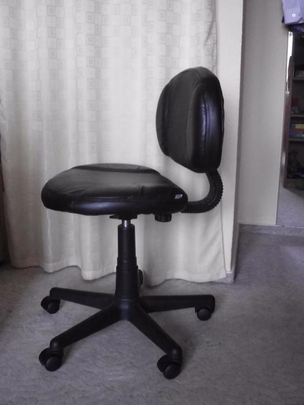 drehstuhl ohne rollen gebraucht kaufen nur 3 st bis 65. Black Bedroom Furniture Sets. Home Design Ideas