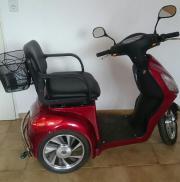 Dreirad Elektromobil absolut