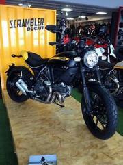 Ducati Scrambler Full