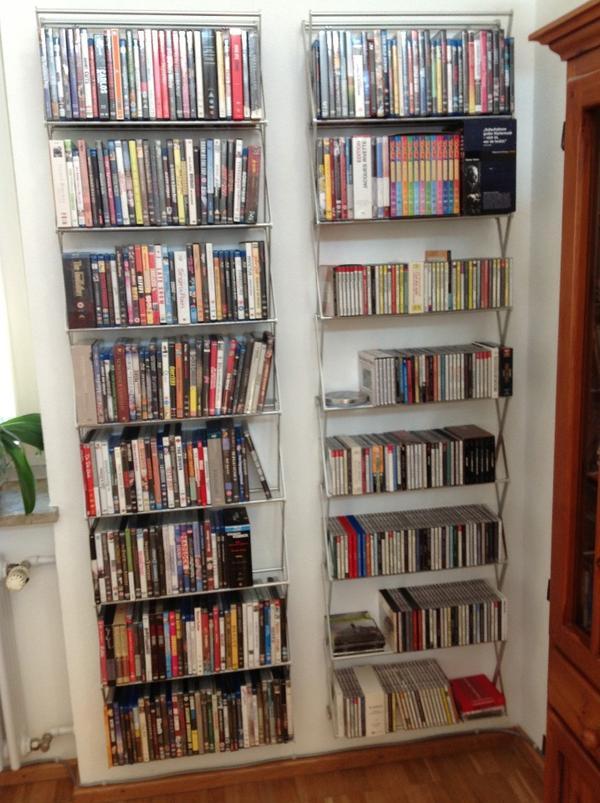 dvd regal patte stretch full size in m nchen phono tv videom bel kaufen und verkaufen. Black Bedroom Furniture Sets. Home Design Ideas