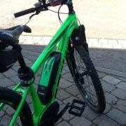 E-Bike Cube