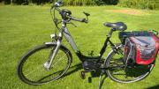 E-Bike,neuwertig