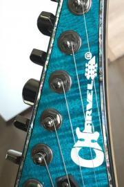 E Gitarre Charvel