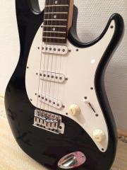 E-Gitarre inkl.