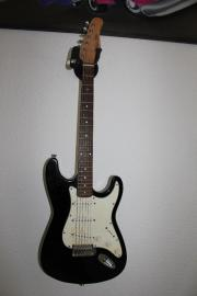 E-Gitarre von