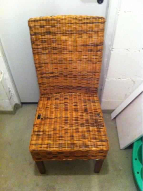 rattanstuhl neu und gebraucht kaufen bei. Black Bedroom Furniture Sets. Home Design Ideas