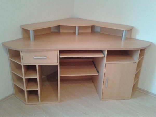 schreibtisch buche neu und gebraucht kaufen bei. Black Bedroom Furniture Sets. Home Design Ideas