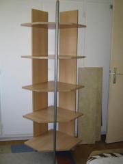 buecher eckregal haushalt m bel gebraucht und neu. Black Bedroom Furniture Sets. Home Design Ideas