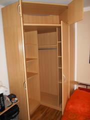 begehbarer eckschrank haushalt m bel gebraucht und neu kaufen. Black Bedroom Furniture Sets. Home Design Ideas