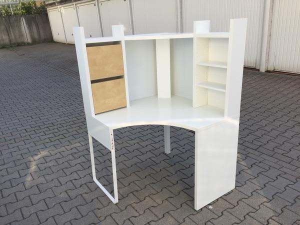 eckschreibtisch ikea neu und gebraucht kaufen bei. Black Bedroom Furniture Sets. Home Design Ideas