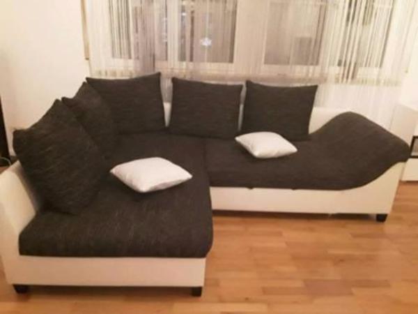 ecksofa grau gebraucht kaufen 3 st bis 65 g nstiger. Black Bedroom Furniture Sets. Home Design Ideas