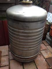 Edelstahltank Behälter V2A