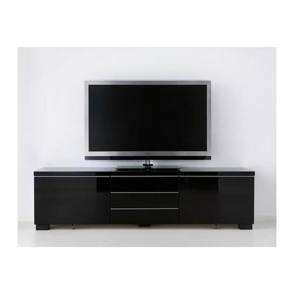 die zwei ger umigen schubladen bieten viel stauraum f r tv. Black Bedroom Furniture Sets. Home Design Ideas