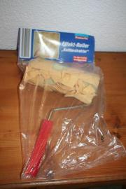 Effektroller Lederflapper, Knitterstruktur