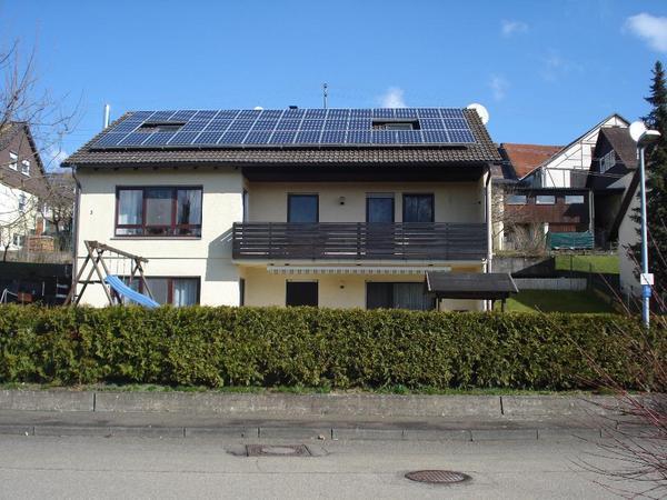Ein zweifamilienhaus in s hnstetten bei steinheim 2 for Zweifamilienhaus bilder