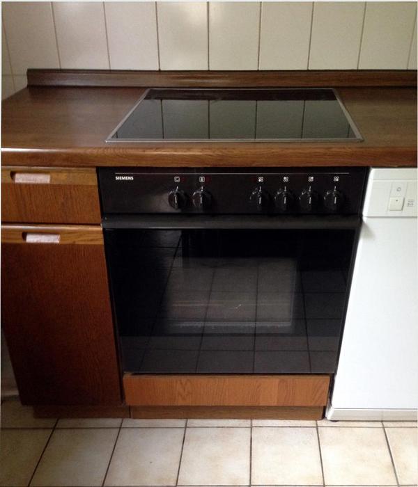 einbau elektro herd und kochfeld in k ln k chenherde grill mikrowelle kaufen und verkaufen. Black Bedroom Furniture Sets. Home Design Ideas