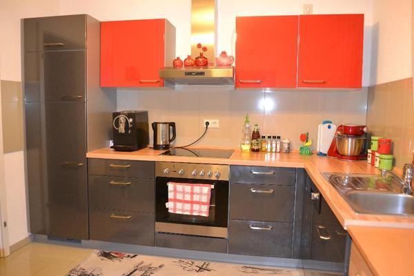 einbauk che mit elektroger te zu verkaufen in eutingen k chenm bel schr nke kaufen und. Black Bedroom Furniture Sets. Home Design Ideas