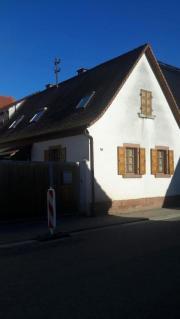 Einfamilienhaus freistehend Römerberg