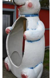 Eisbärverkleidung für eine