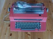 el. Schreibmaschine