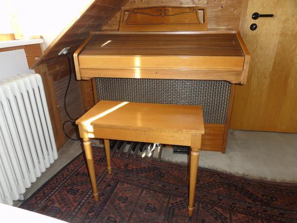 Teakholz Gartenmobel Streichen : Elektr Orgel zu verschenken Kleinanzeigen aus Stuttgart  Rubrik