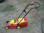 Elektro-Rasenmäher von
