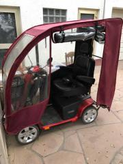 Elektromobil Scooter Trendmobil