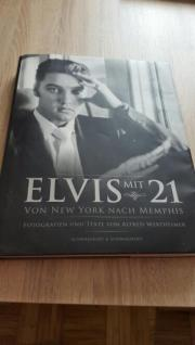 Elvis Presly mit