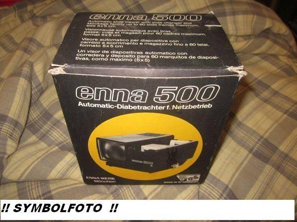 Enna 500 Automatic- » Foto und Zubehör
