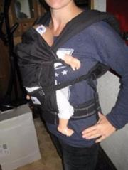 Ergobaby Carrier Babytrage