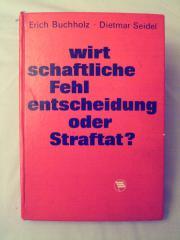 Erich Buchholz, Dietmar
