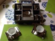 Espresso Set 12-tlg. Silberfarben Espresso-Set, 12-tlg. Silberfarben neu, sehr stilvoll und zugleich sehr modern, noch im Originalkarton zu verkaufen. Aus gesundheitlichen Gründen ... 15,- D-45525Hattingen Innenstadt Heute, 14:56 Uhr, Hattingen Innenstadt - Espresso Set 12-tlg. Silberfarben Espresso-Set, 12-tlg. Silberfarben neu, sehr stilvoll und zugleich sehr modern, noch im Originalkarton zu verkaufen. Aus gesundheitlichen Gründen