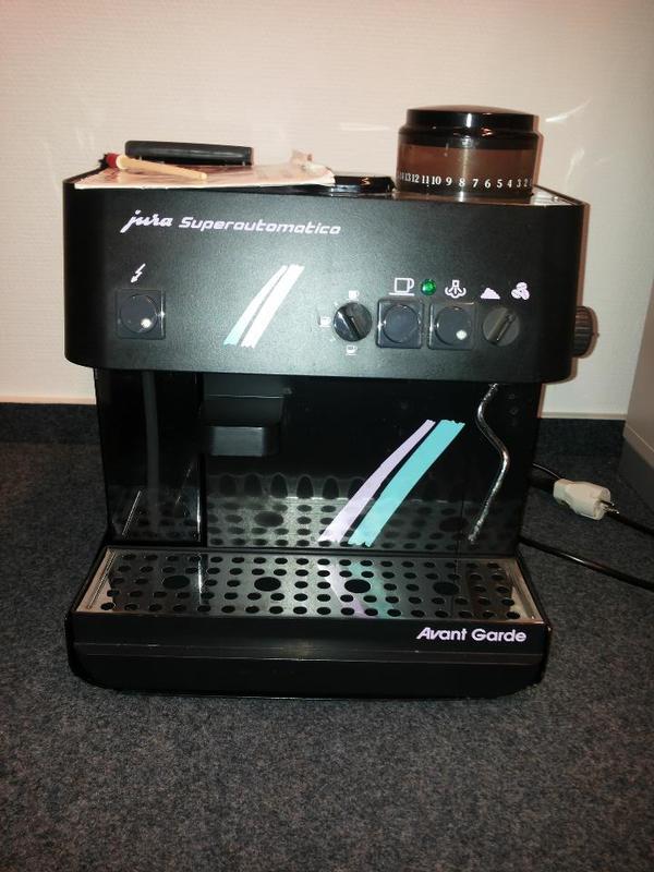 espressomaschine jura superautomatica in karlsruhe. Black Bedroom Furniture Sets. Home Design Ideas