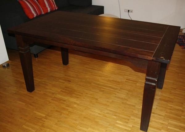 grossen esstisch neu und gebraucht kaufen bei. Black Bedroom Furniture Sets. Home Design Ideas