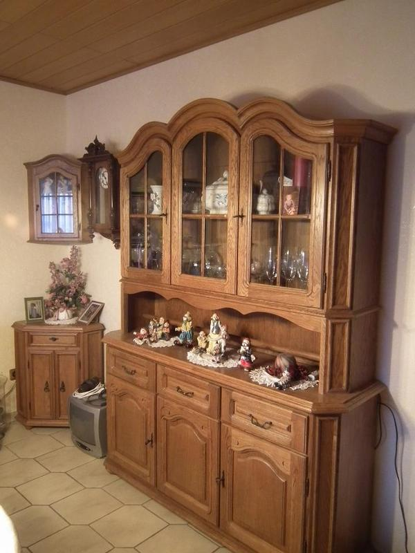 Esszimmer eiche neu und gebraucht kaufen bei for Esszimmer rustikal